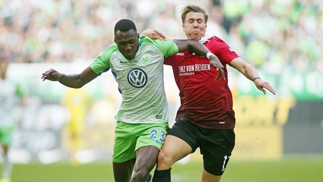 Hannover 96 - VfL Wolfsburg heute live im TV und im Livestream bei Eurosport