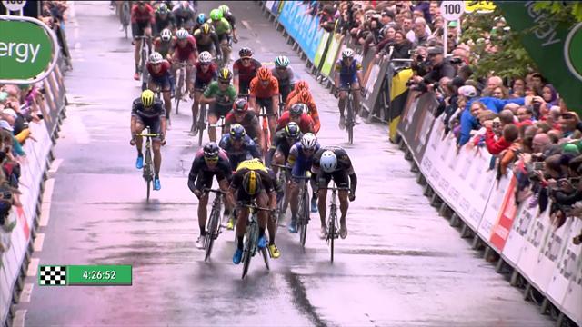 Groenewegen takes Stage 7 of Tour of Britain