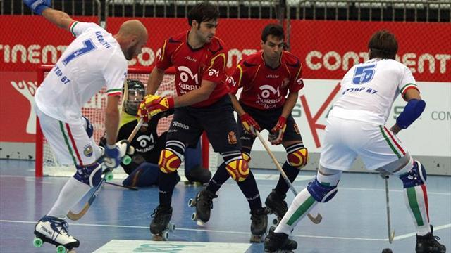 España, campeona del mundo de hockey sobre patines por decimoséptima vez