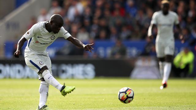 FC Chelsea: Kanté fällt wochenlang aus