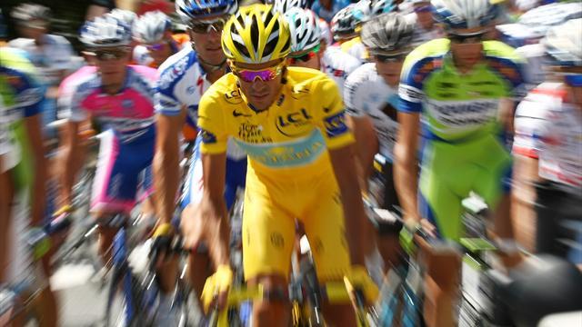 Grands Tours, coma, clenbutérol, envolées : les 1000 vies d'Alberto Contador