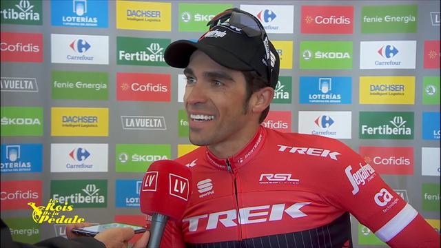 """Contador : """"Je ne pouvais pas rêver mieux"""""""