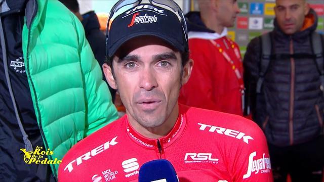 Contador remercie le public français