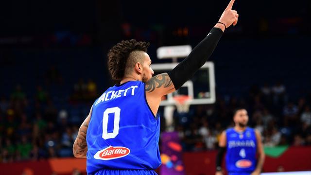 Qualificazioni Mondiali 2019: Italia senza Daniel Hackett nelle gare di settembre