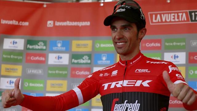 """Contador: """"He tenido una carrera deportiva única"""""""