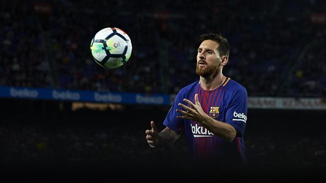 Un triplé pour Messi, une passe décisive pour Dembélé : le Barça s'est régalé
