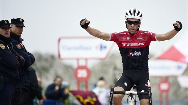 """Gagner à l'Angliru, la fin parfaite"" de Contador"
