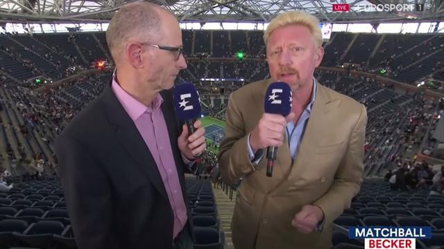 """Becker: """"Ich glaube, wir haben einen neuen Star!"""""""