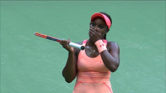 Лучшие моменты женского финала US Open с тотальным разбором игры от Анны Дмитриевой