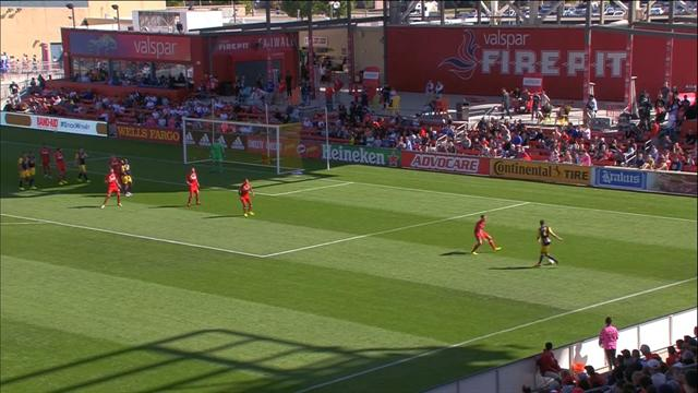 Chicago Fire-New York Red Bulls 1-1, gli highlights
