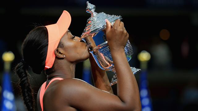Stephens' coach full of praise for the US Open champion