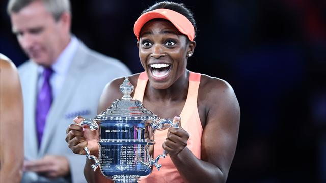Sloane Stephens: The remarkable rise of the US Open Champion