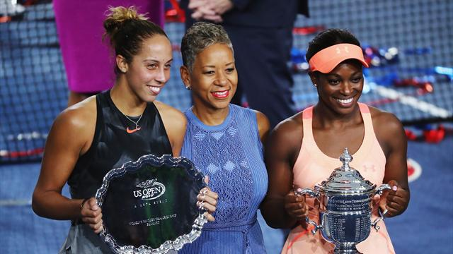 Stephens jokes she has no sympathy for vanquished Keys at US Open