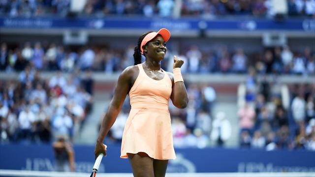 Highlights: Watch how Stephens dismantled Keys to win US Open title