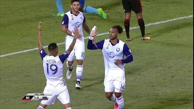DC United-Orlando city 1-2, gli highlights