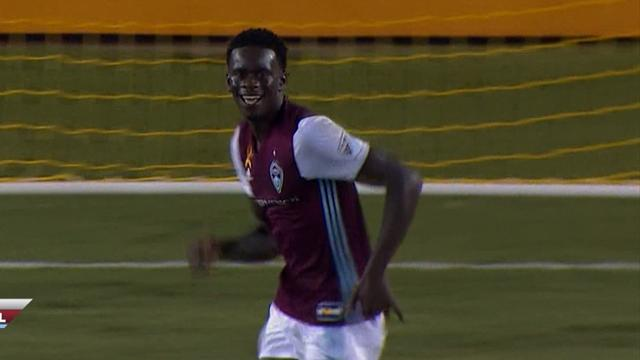 MLS-Highlights: Last-Minute-Siegtreffer für Colorado Rapids