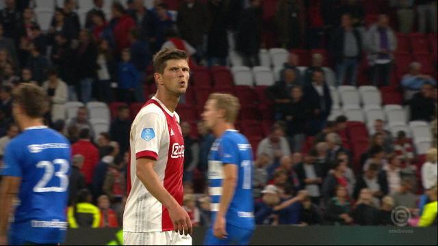 Un doublé pour Huntelaar, une nette victoire pour l'Ajax