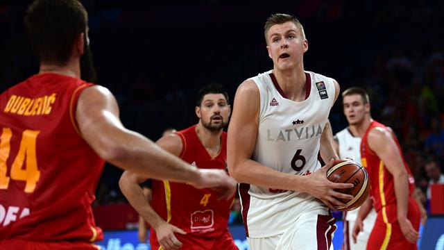 La Lettonie n'a pas laissé passer sa chance de retrouver les quarts