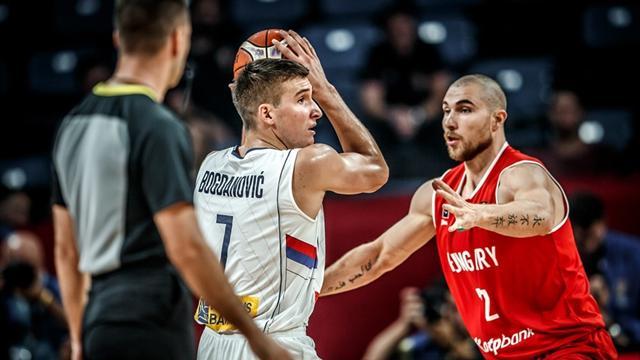 Bogdanovic ile Datome, EuroBasket'te rakip oldu