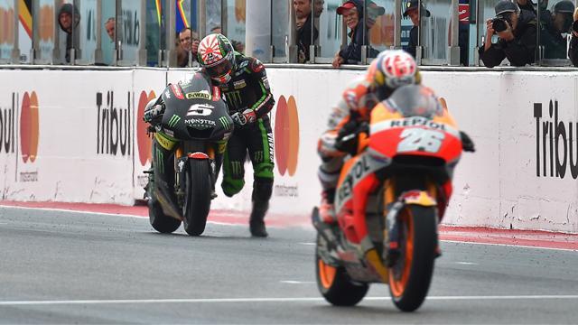 On refait le Grand Prix : Le panache de Marquez, le courage de Zarco