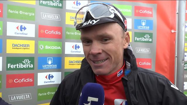 Froome: After three near misses, it's an amazing feeling
