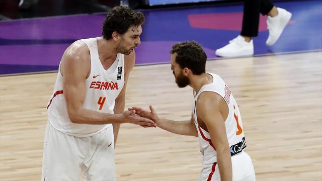 Eurobasket 2017 (Octavos de final), España-Turquía: La defensa manda (73-56)