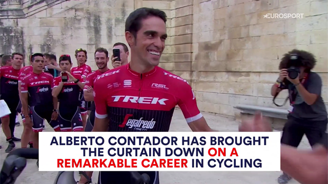 Alberto Contador: The soaring highs and crushing lows of an amazing career