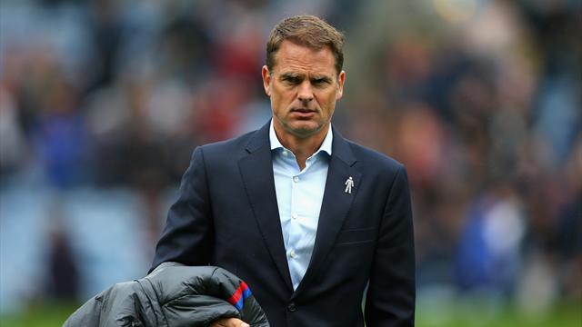 """Mourinho sur les critiques de De Boer : """"C'est le pire entraîneur de l'histoire de Premier League"""""""