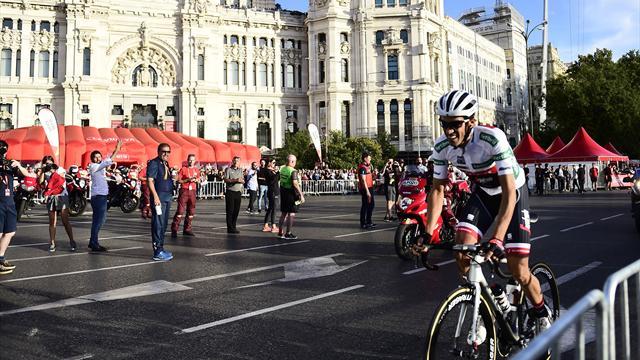 Contador est entré seul dans Madrid : les adieux d'un géant