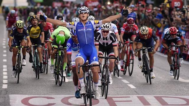 Trentin fa poker alla Vuelta! Contador dice addio, Froome si prende anche la maglia verde