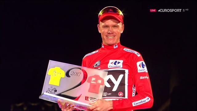 Impresa Froome: Vuelta & Tour lo consacrano come tra i più grandi di sempre