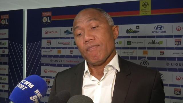 """Kombouaré : """"Quand on égalise, on fête pas le but pendant un quart d'heure..."""""""