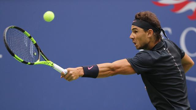 US Open: Weltklasse-Return von Nadal sorgt für Begeisterung
