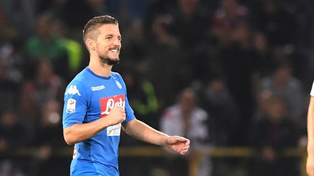 Napoli-Benevento: probabili formazioni e statistiche
