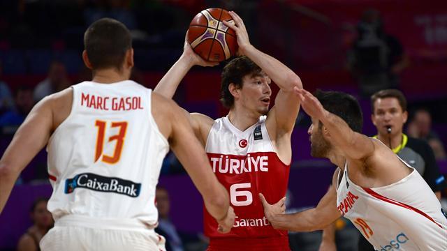 L'Espagne éteint les espoirs turcs