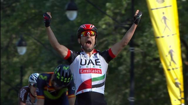 L'Italia vince Oltreoceano: Diego Ulissi trionfa al GP di Montreal