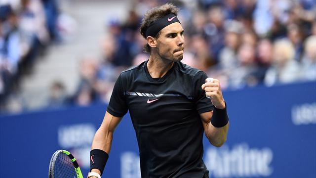Rafael Nadal'dan 16. Grand Slam şampiyonluğu