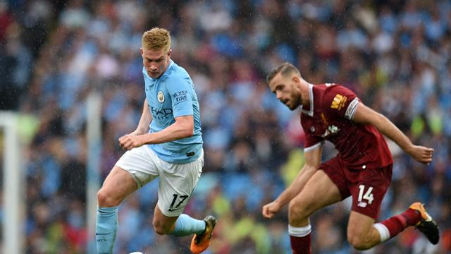 We need to keep winning the big games, says Man City's De Bruyne