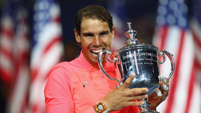 US Open 2017, Rafa Nadal-Kevin Anderson: Persiguiendo al mejor de la historia (6-3, 6-3 y 6-4)