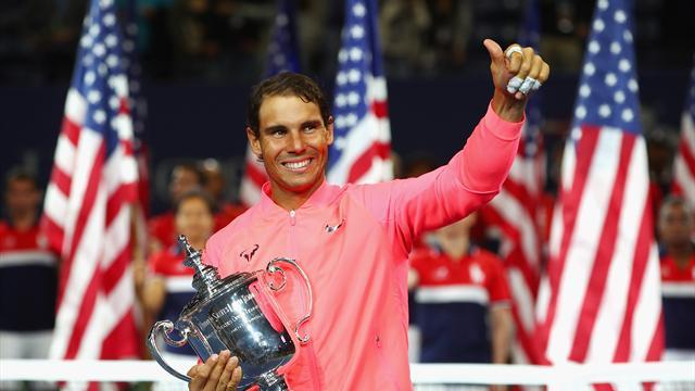 US Open 2017: Rafa Nadal, el claro protagonista de un torneo marcado por las sorpresas