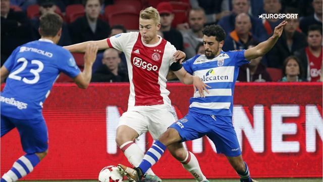 Alter Bekannter für Bosz: BVB hat offenbar Ajax-Talent im Visier