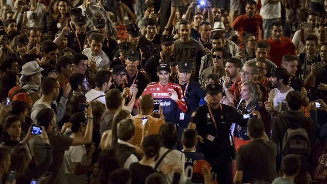 La dernière conquête de Contador
