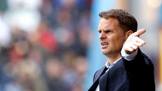 Frank De Boer è il nuovo allenatore dell'Atlanta United campione di MLS