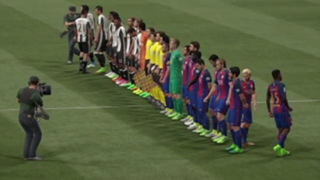 Champions Virtual: Así ha quedado el Barcelona-Juventus