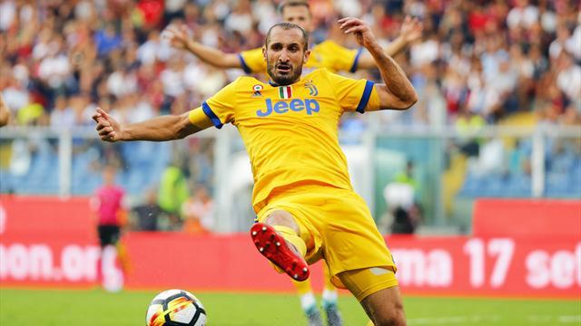 Juventus, la vie sans Bonucci