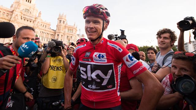 Blazin' Saddles: What next for Chris Froome?