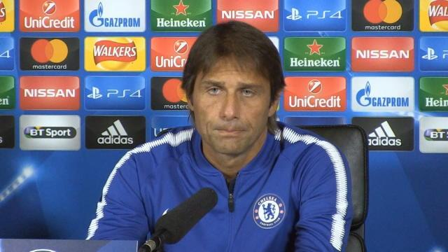 "Conte ne prendra pas de ""risque stupide"" avec Hazard"