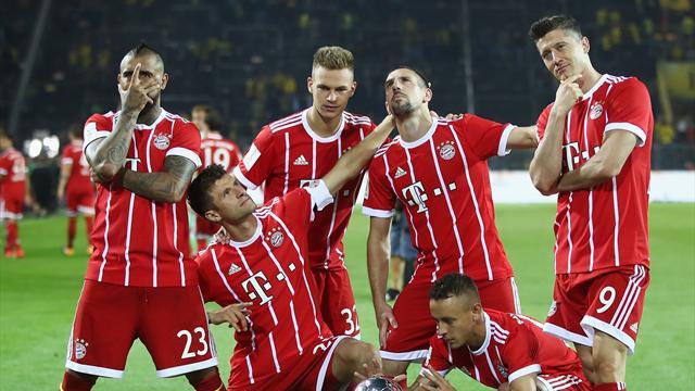 Египетский клуб сыграл официальный матч в старых футболках «Баварии»
