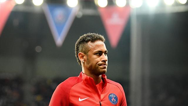 Neymar jaloux de Cavani ?