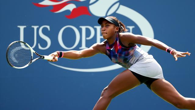 Cori Gauff, 13 ans et future star du tennis US